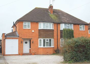 Thumbnail 3 bed semi-detached house for sale in Chestnut Road, Astwood Bank, Redditch, Worcestershire