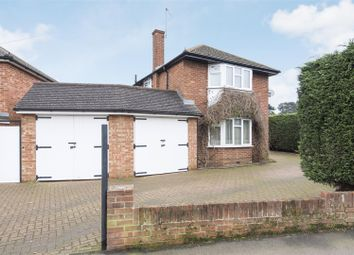 Thumbnail 3 bed detached house for sale in Ruscote Avenue, Banbury