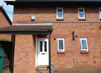 Thumbnail 1 bedroom flat for sale in Gatenby, Werrington, Peterborough