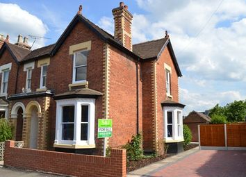 Thumbnail 3 bed town house for sale in The Burgage, Market Drayton