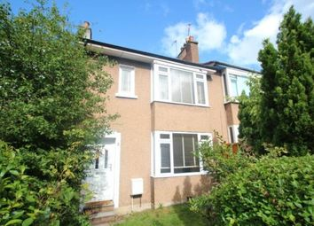 Thumbnail 3 bed terraced house for sale in Deveron Avenue, Giffnock, East Renfrewshire