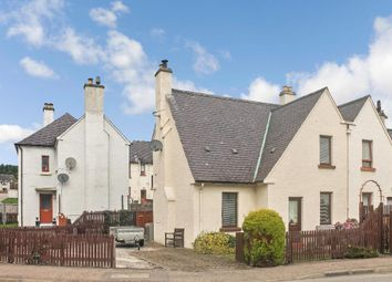 Thumbnail 3 bed semi-detached house for sale in Teaninich Street, Alness