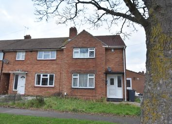 Thumbnail 2 bed end terrace house to rent in Grateley Crescent, Havant, Hampshire