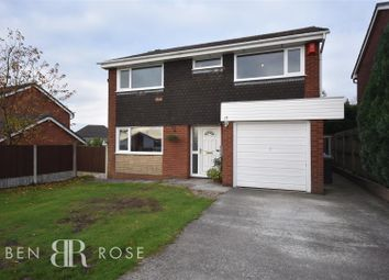 Thumbnail 4 bedroom detached house for sale in Dorking Road, Heapey, Chorley