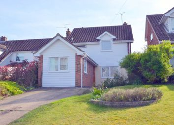 Thumbnail 4 bed semi-detached house for sale in Hertford Road, Clare, Sudbury