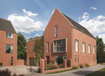 "Thumbnail 5 bed detached house for sale in ""The Pychard"" at Hobson Avenue, Trumpington, Cambridge"