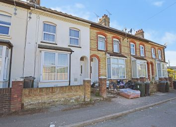 Thumbnail 2 bed terraced house for sale in Aylesford Place, Willesborough, Ashford