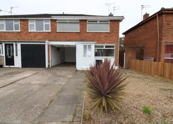 Thumbnail Semi-detached house for sale in Ruskin Avenue, Long Eaton, Nottingham