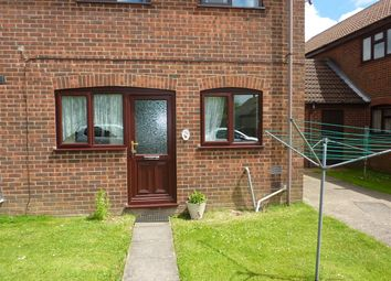 Thumbnail 1 bedroom flat to rent in Stalham, Norwich