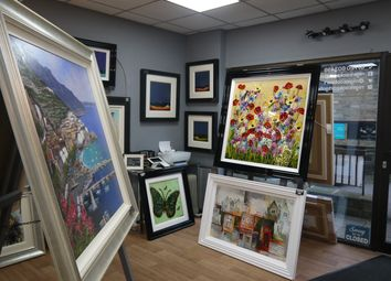 Thumbnail Retail premises for sale in Art Galleries & Craft HD9, West Yorkshire