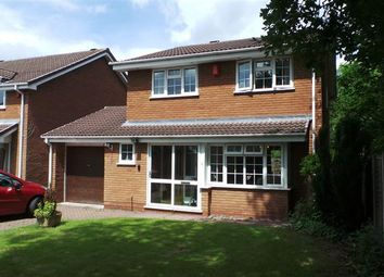 Thumbnail 3 bed detached house for sale in Lowercroft Way, Four Oaks, Sutton Coldfield