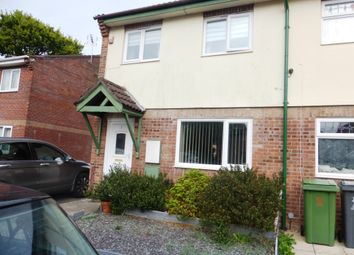 Thumbnail 3 bedroom semi-detached house for sale in Dummer Close, St. Mellons, Cardiff
