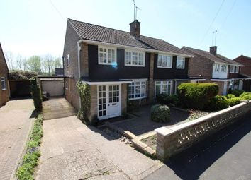 Thumbnail 3 bedroom semi-detached house for sale in St. Saviours Road, Reading