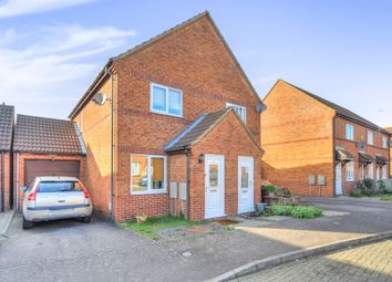 Thumbnail 2 bedroom semi-detached house for sale in Tredington Grove, Caldecotte, Milton Keynes
