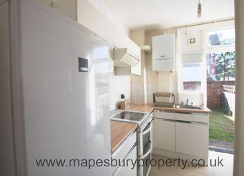 Thumbnail 2 bedroom flat to rent in Temple Road, Willesden
