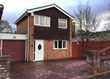 Thumbnail 3 bed detached house for sale in Reansway Square, Wolverhampton
