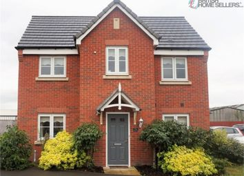 Thumbnail 3 bed end terrace house for sale in Deerfield Close, St Helens, Merseyside