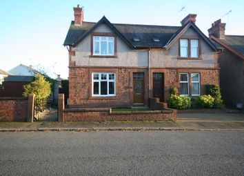 Thumbnail 3 bed semi-detached house for sale in Pleasance Avenue, Dumfries