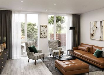 Thumbnail 4 bed town house for sale in Coppetts Road, Muswell Hill