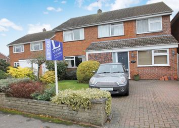Thumbnail 4 bed detached house to rent in Cherry Hill, Chiswell Green, St Albans