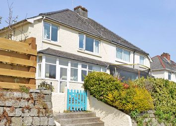 Thumbnail 3 bed semi-detached house for sale in Dobbs Lane, Truro