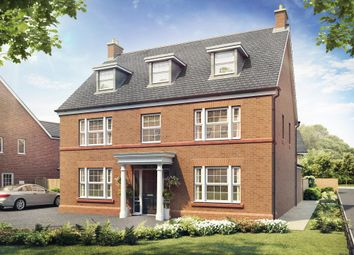 "Thumbnail 5 bed detached house for sale in ""Bramall"" at Adlington Road, Wilmslow"