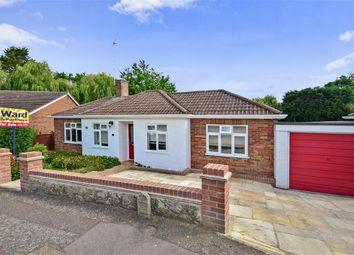 Thumbnail 3 bed detached bungalow for sale in Rodney Avenue, Tonbridge, Kent