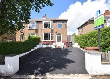 Thumbnail 3 bed semi-detached house to rent in Whalley Old Road, Sunnybower