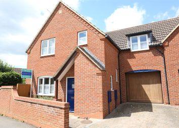 Thumbnail 4 bedroom semi-detached house for sale in Kings Lane, Little Harrowden, Wellingborough