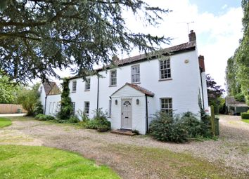 Thumbnail 4 bed detached house to rent in Stone Road, Mattishall, Dereham