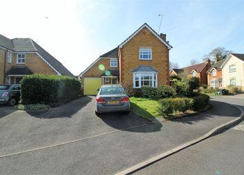 Thumbnail 4 bedroom detached house for sale in Meadowside, Tilehurst, Reading, Berkshire