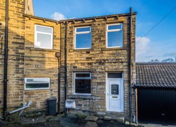 2 bed end terrace house for sale in Lower West Houses, Honley, Holmfirth HD9