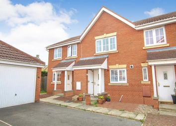 Thumbnail 2 bed terraced house for sale in Waterdale Close, Bridlington