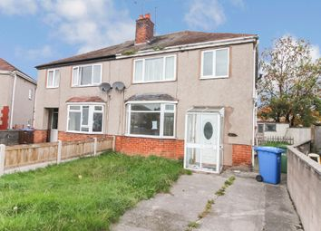 Thumbnail 3 bed semi-detached house for sale in Thornley Avenue, Rhyl