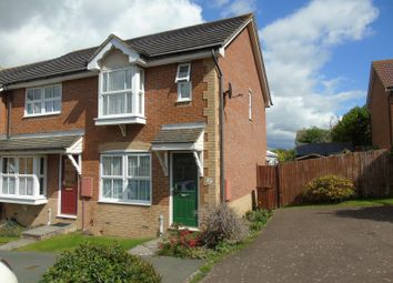 Thumbnail 2 bed end terrace house for sale in Beechfield Close, Stone Cross, Pevensey