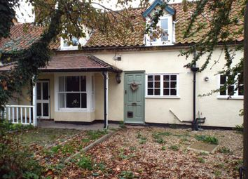 Thumbnail 2 bed link-detached house to rent in High Street, Collingham, Newark, Nottinghamshire