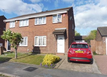 Thumbnail 3 bed semi-detached house for sale in Enderby Road, Luton