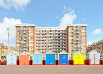 Thumbnail 3 bed flat for sale in Kingsway Court, Queens Gardens, Hove, East Sussex