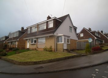 Thumbnail 3 bed semi-detached house to rent in Briarlea Close, Yeadon, Leeds