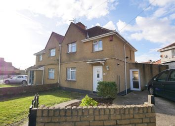 Thumbnail 3 bed semi-detached house for sale in Exmouth Road, Knowle, Bristol