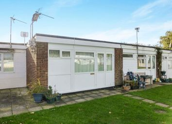 Thumbnail 2 bed property for sale in Belle Aire Chalet Park Beach Road Hemsby, Great Yarmouth