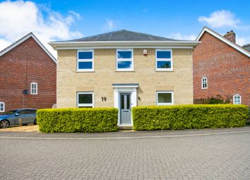 Thumbnail 4 bed detached house for sale in South Park Drive, Papworth Everard, Cambridge