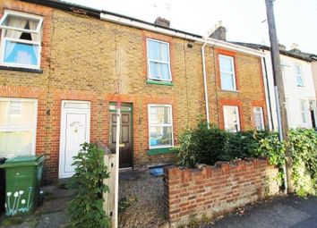 Thumbnail 2 bed terraced house for sale in Kingsley Road, Maidstone