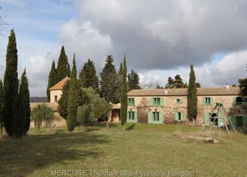 Thumbnail 6 bed property for sale in Castelnaudary, Languedoc-Roussillon, 11400, France
