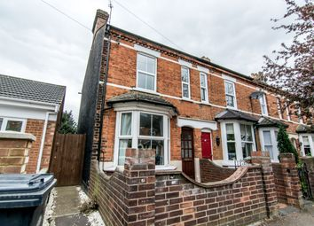 Thumbnail 2 bed end terrace house for sale in Queen Alexandra Road, Bedford