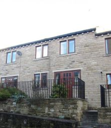 Thumbnail 2 bedroom town house to rent in Parkland Avenue, Longwood, Huddersfield