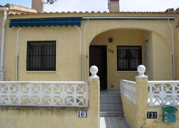 Thumbnail 2 bed terraced bungalow for sale in Urbanización La Marina, San Fulgencio, Alicante, Valencia, Spain