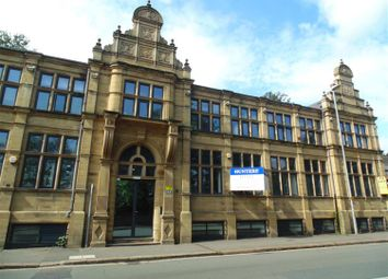Thumbnail 1 bedroom flat to rent in St Johns Road, Huddersfield