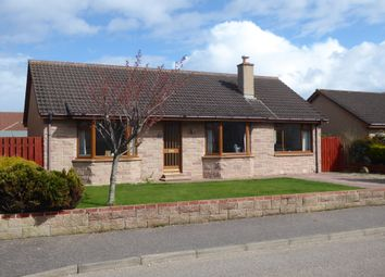 Thumbnail 3 bed detached bungalow for sale in Lodge View, Hopeman
