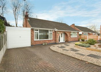 Thumbnail 2 bed detached bungalow for sale in Crowthorne Close, Rise Park, Nottingham